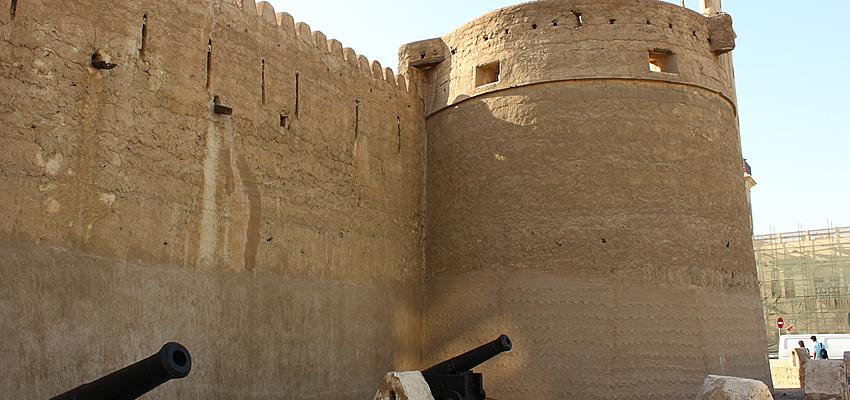 Le Fort d'Al Fahidi, Dubai