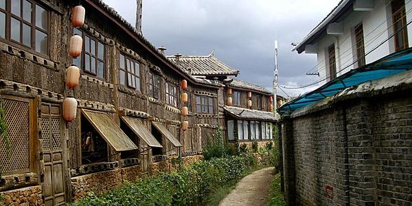 Ruelles de Lijiang