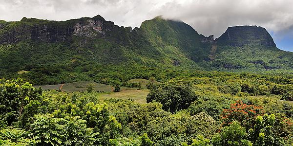 Monts de Polynésie Française