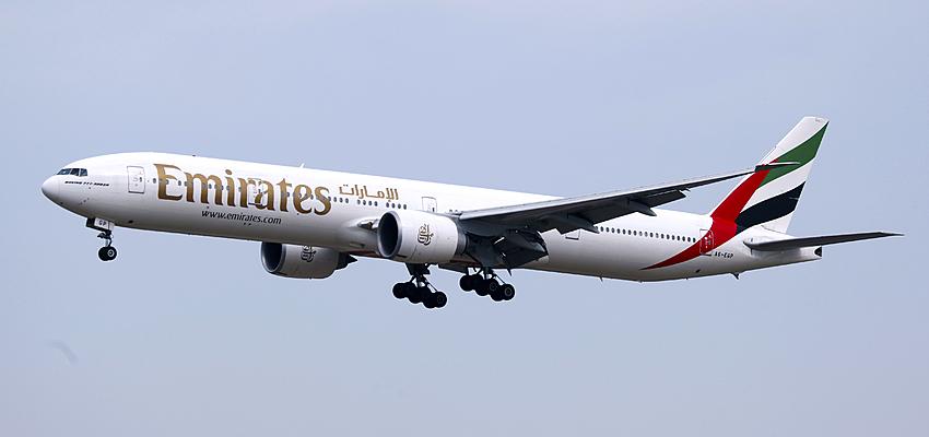 Flotte aérienne des Emirats Arabes Unis