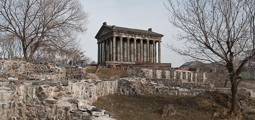 Les sites difficiles d'accès d'Arménie