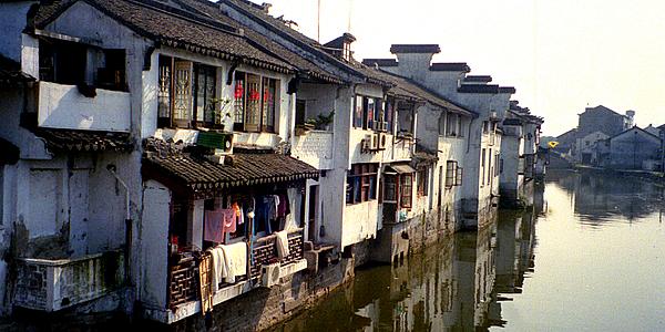 Suzhou et son canal