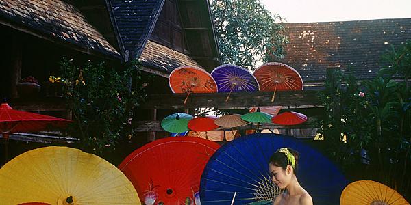 Chiang Mai también es popular entre los tailandeses