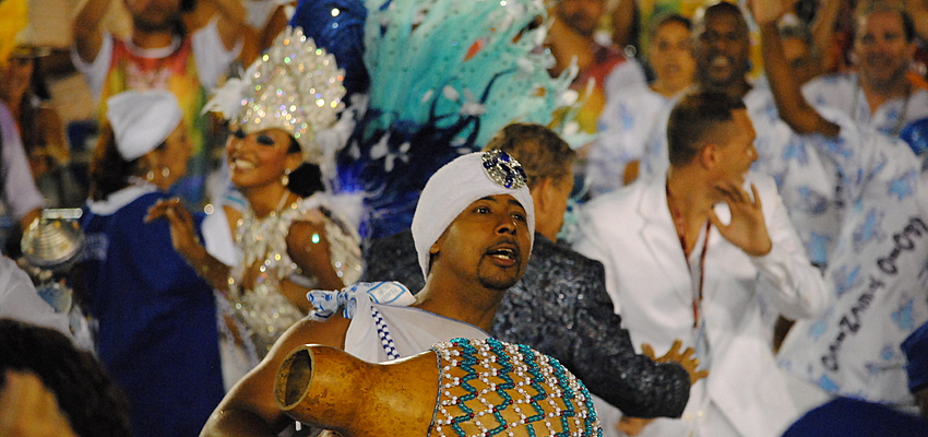 Ecole de Portela, carnaval de Rio
