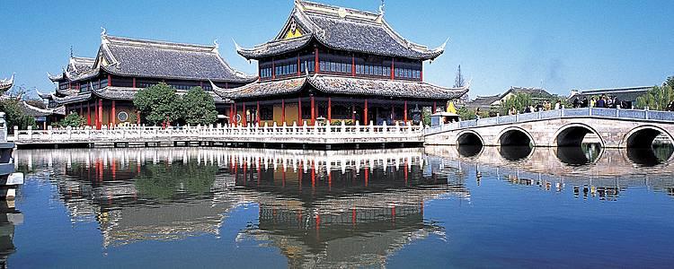 Konfuzius, Daoismus und Kaiserstädte