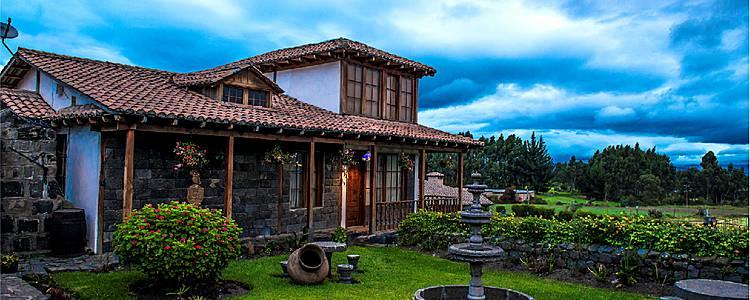Haciendas des Andes