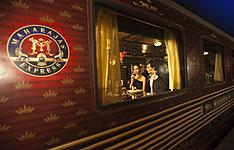 Trésors de l\'Inde à Bord du Maharajas Express