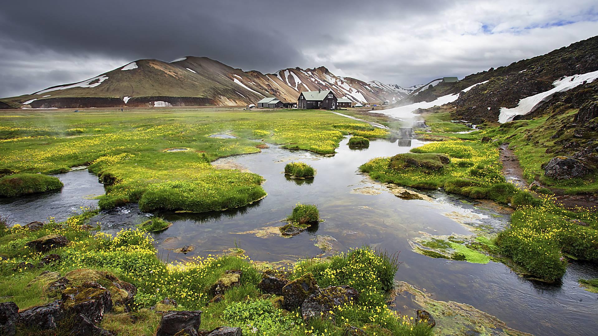 Aventure sur les pistes d'Islande