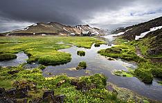 Aventure sur les pistes d\'islande