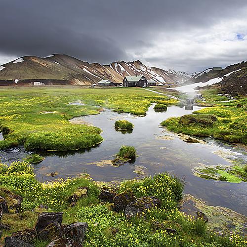 Aventure sur les pistes d'islande - Reykjavik -