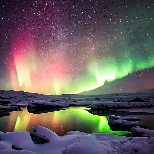 Aurores boréales, bains chauds et nuit en ferme typique - Reykjavik -