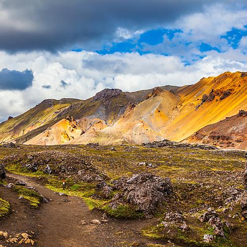 Volcans, glaciers et déserts d'Islande - Reykjavik -