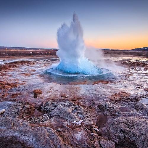 Sources chaudes et bien être en pays d'Islande - Reykjavik -