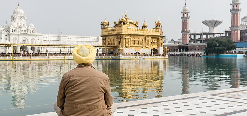 Tempio d'Oro, Harmandir Sahib, India
