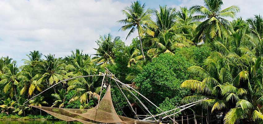 Kerala, backwaters