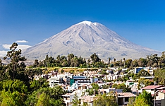 Du Pacifique aux Andes