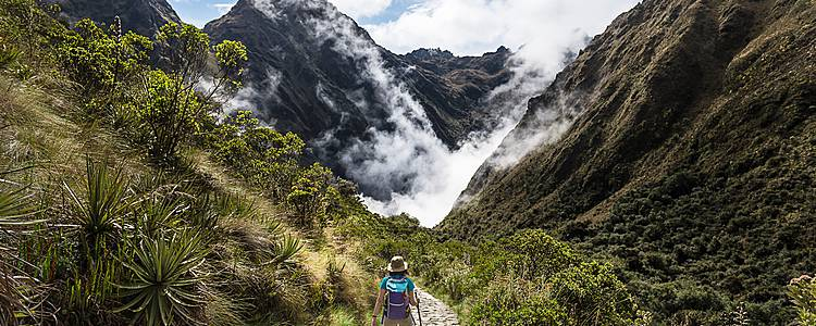 Southern Peru for hikers