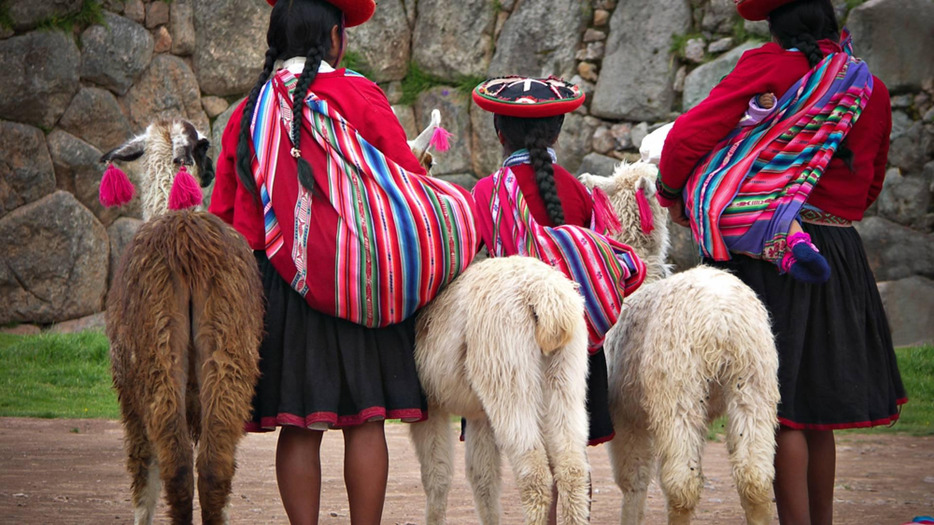 Au coeur des communautés andines