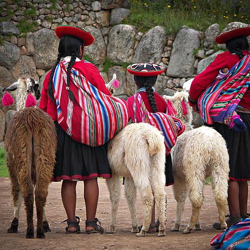 Au coeur des communautés andines - Lima -