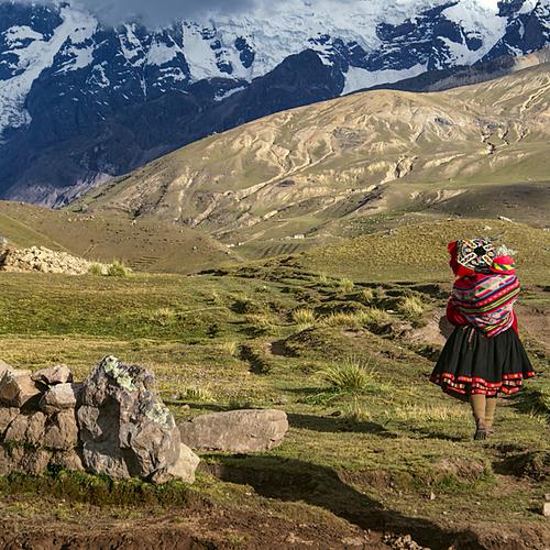 Au pays de Zia en Famille - Lima -