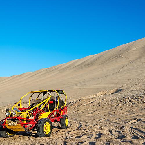 Sensations extrêmes au Pérou - Lima -