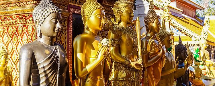 Nord della Thailandia, Siem Reap e Koh Samui