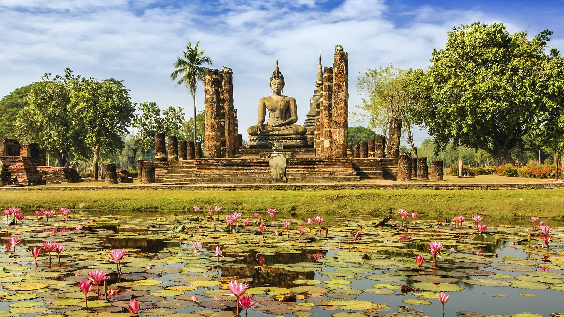 Splendeurs du Siam