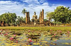 Bangkok, le Nord et Hua Hin: splendeurs au pays du sourire
