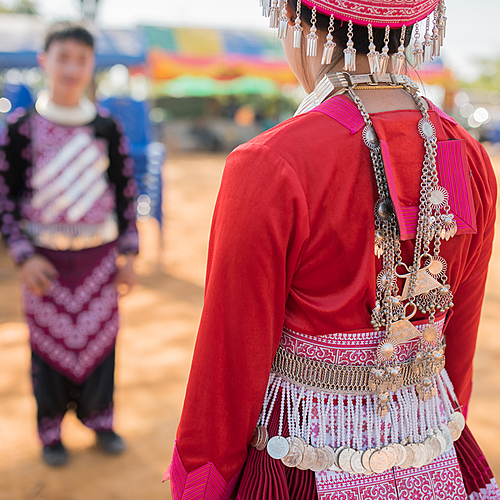 Les tribus du Triangle d'or - Chiang Rai -