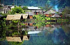 Entre temples et villages du Nord
