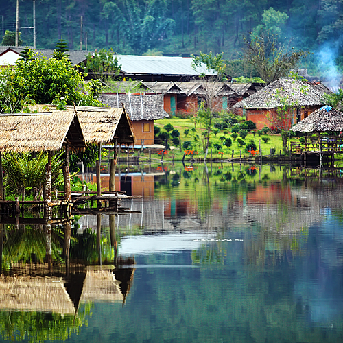 Entre temples et villages du Nord - Bangkok -