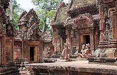 A la découverte des temples khmers de Thaïlande et du Cambodge