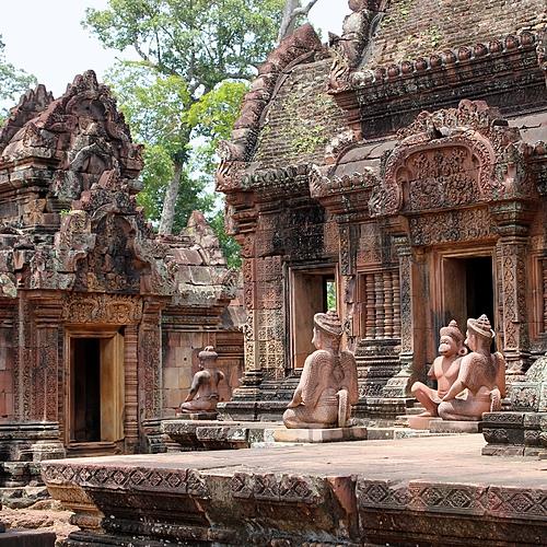 Sur la piste khmère de Bangkok à Angkor - Bangkok -
