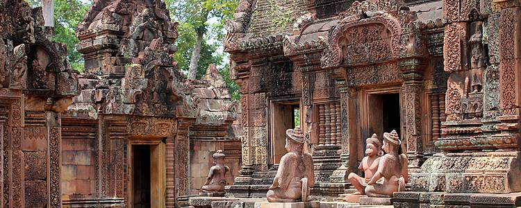 Sur la piste khmère de Bangkok à Angkor