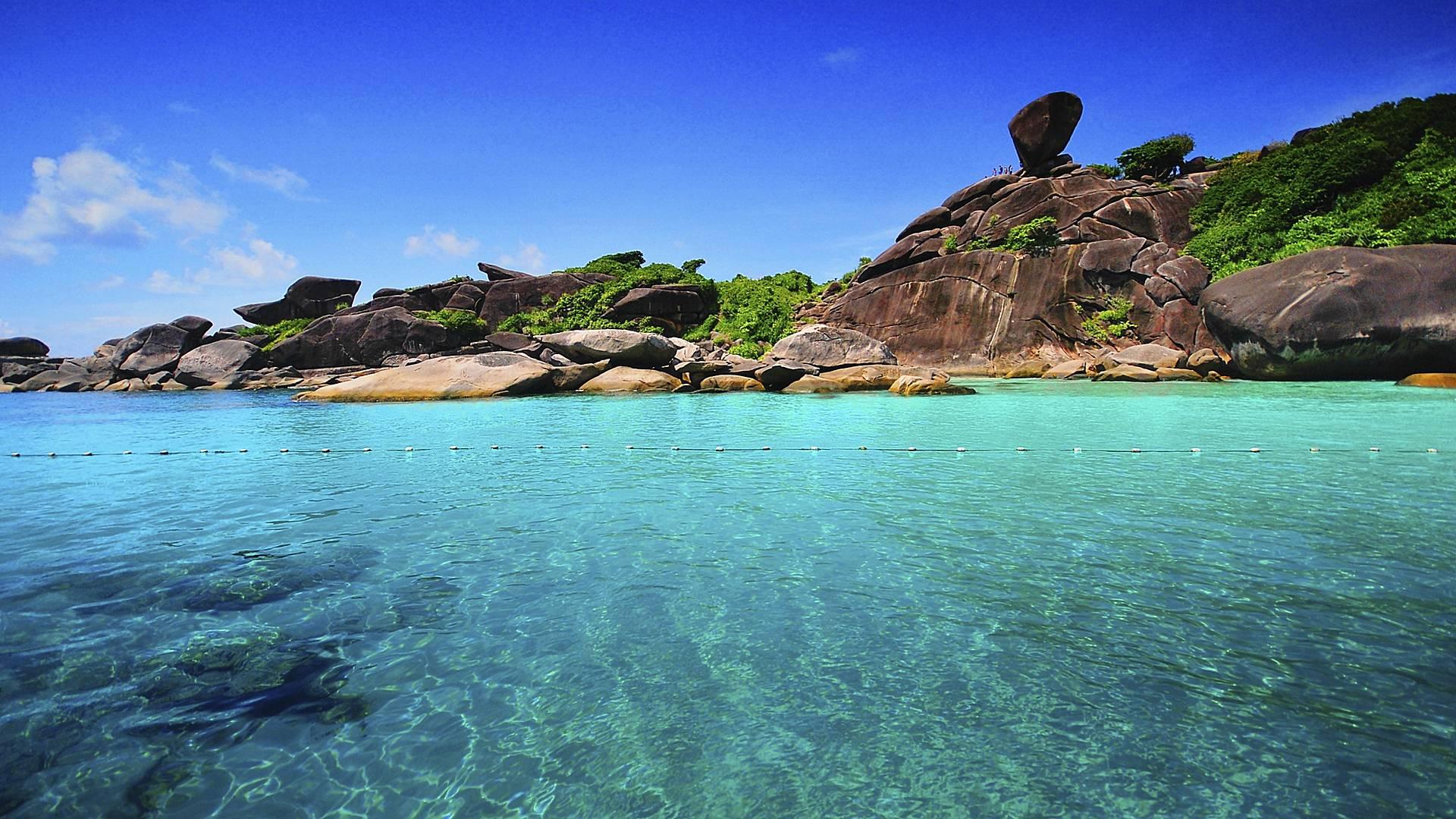 Plongées, jungle et plages