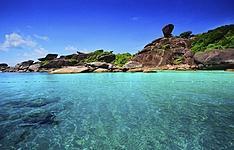Similan plongée, jungle et plages