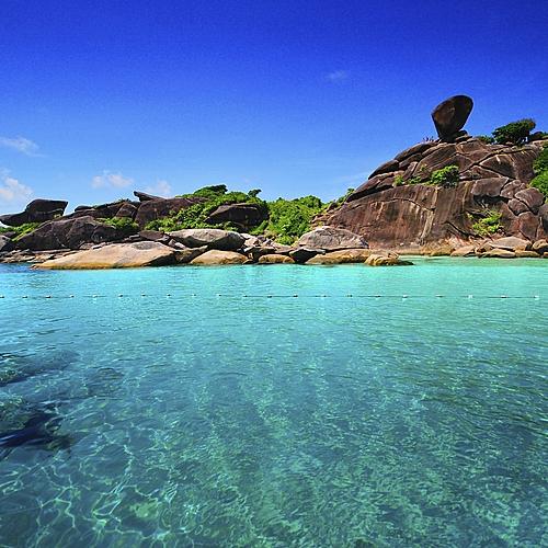 Plongées, jungle et plages - Phuket -