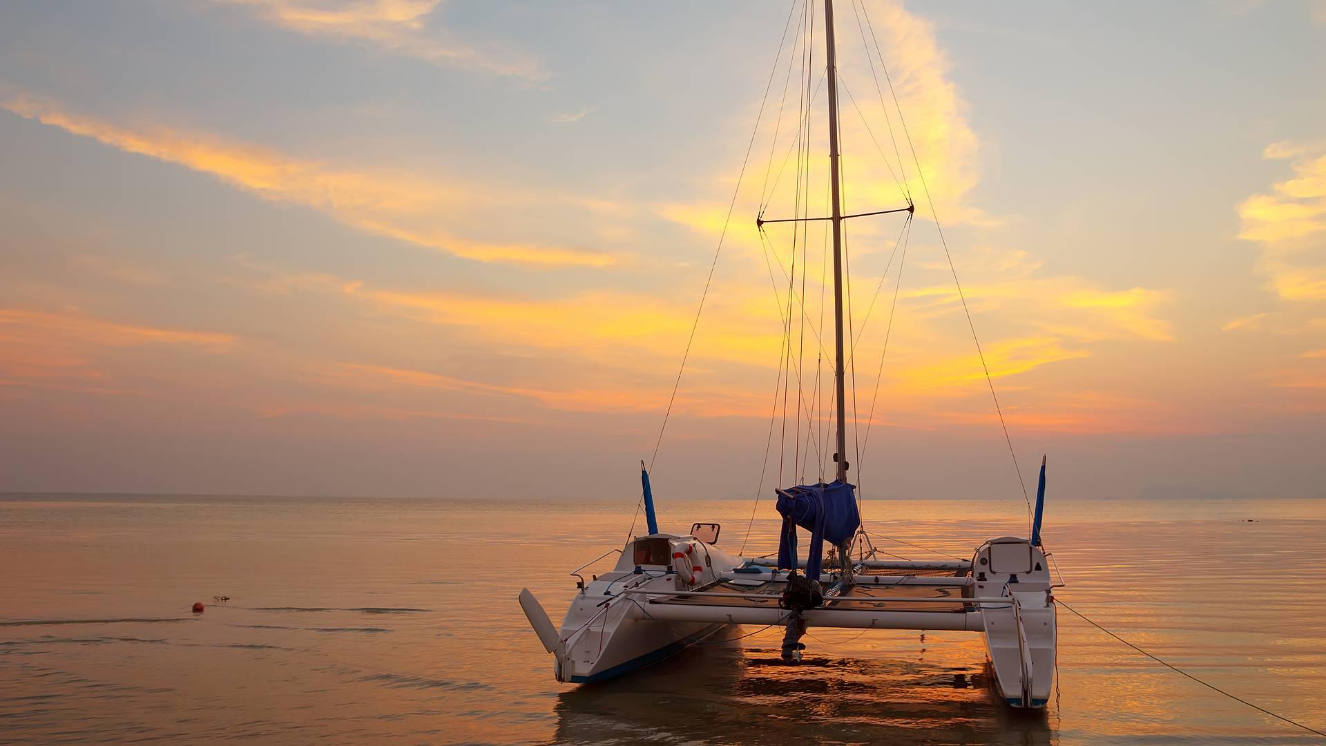 Voyage de noce: Idylle en mer entre Phuket et Khao Sok