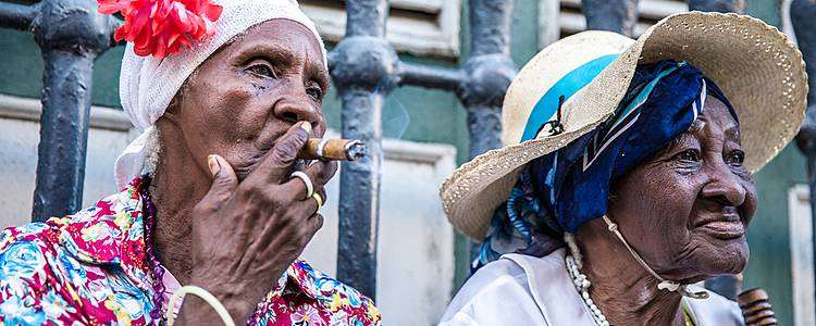 A la rencontre des Cubains !
