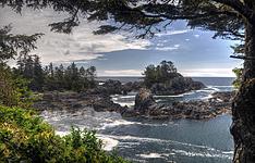 Exploration de l'Île de Vancouver