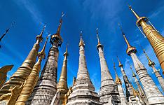 Monastères, temples et anciennes capitales