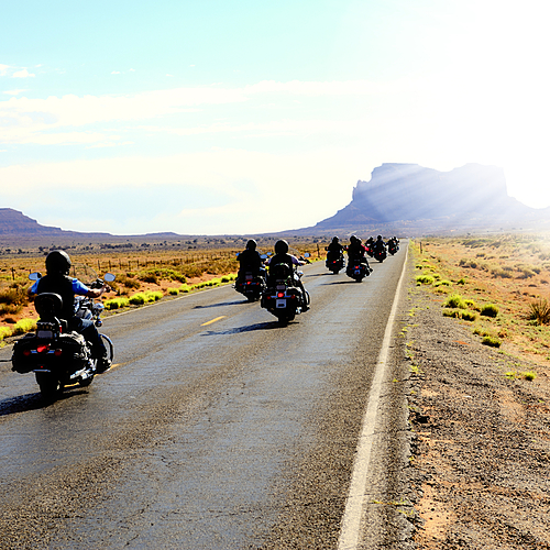Go West Wonder Tour en Harley - Phoenix -