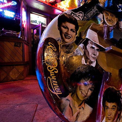 Le long du Mississipi, musique et gastronomie - Nashville -