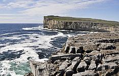 Les îles et la côte du Connemara