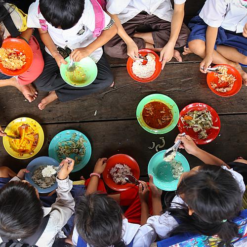 Plaisirs culinaires et grande cuisine cambodgienne - Phnom Penh -