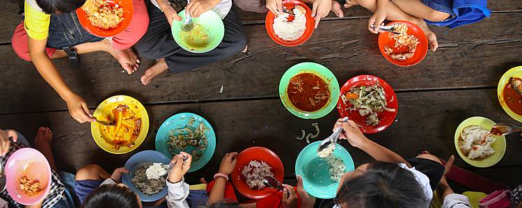 Plaisirs culinaires et grande cuisine cambodgienne
