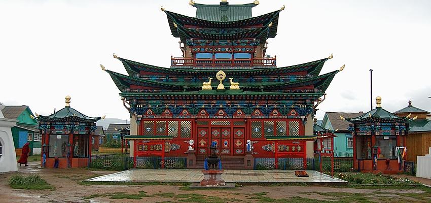 Centre bouddhique d'Ivolguinsk
