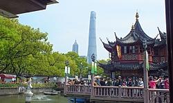 Patrice, voyage en Chine