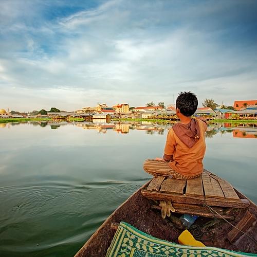 Angkor et bord de mer en famille -