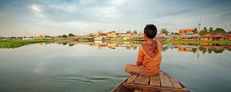 Angkor et bord de mer en famille